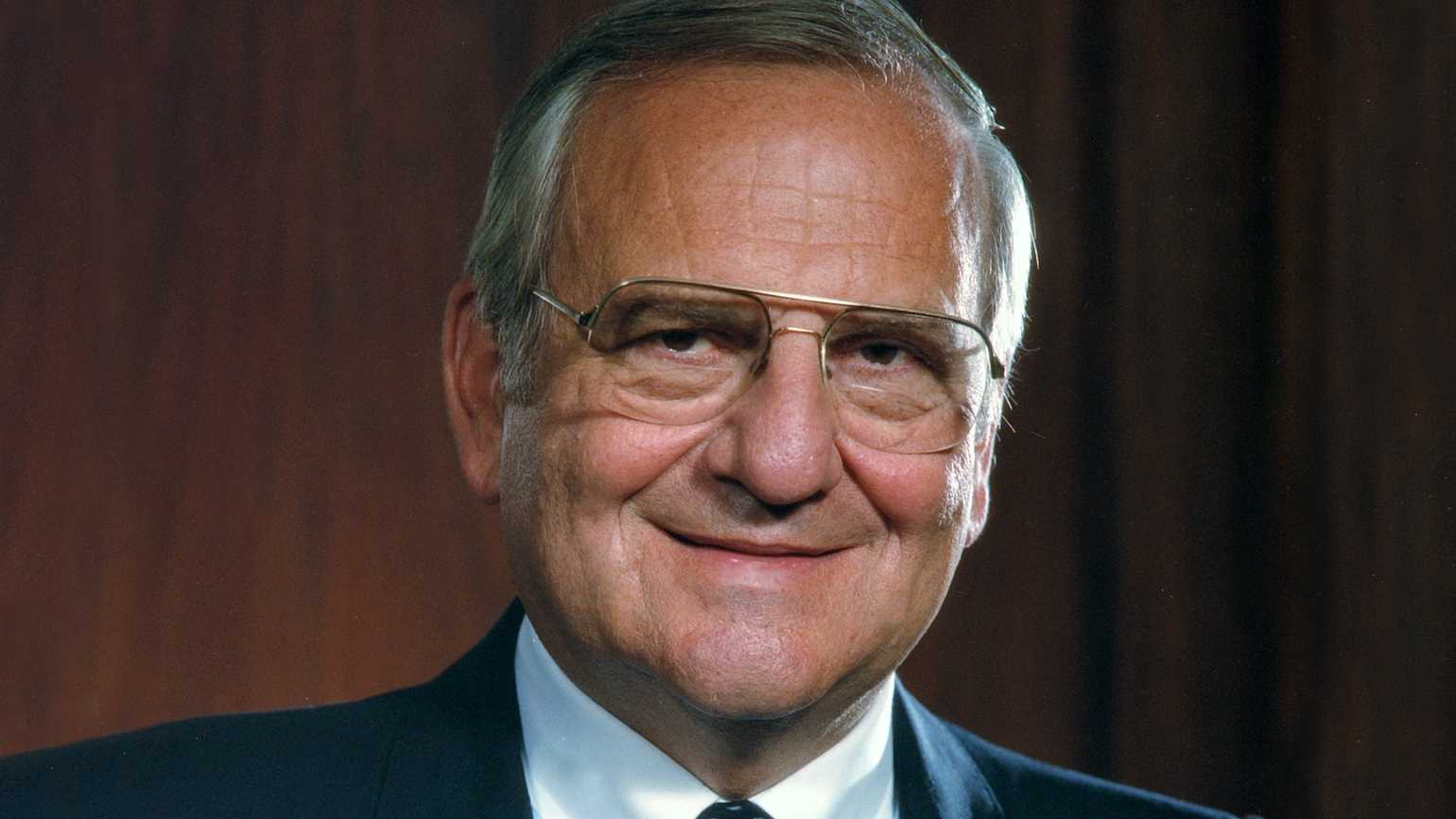 Lee Iacocca in 1984