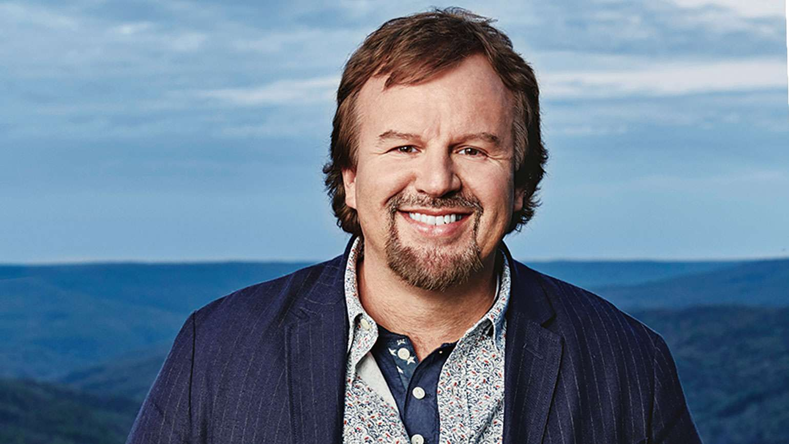 """""""I didn't need to hold it together anymore. I needed to be held,"""" says Mark Hall of Casting Crowns"""