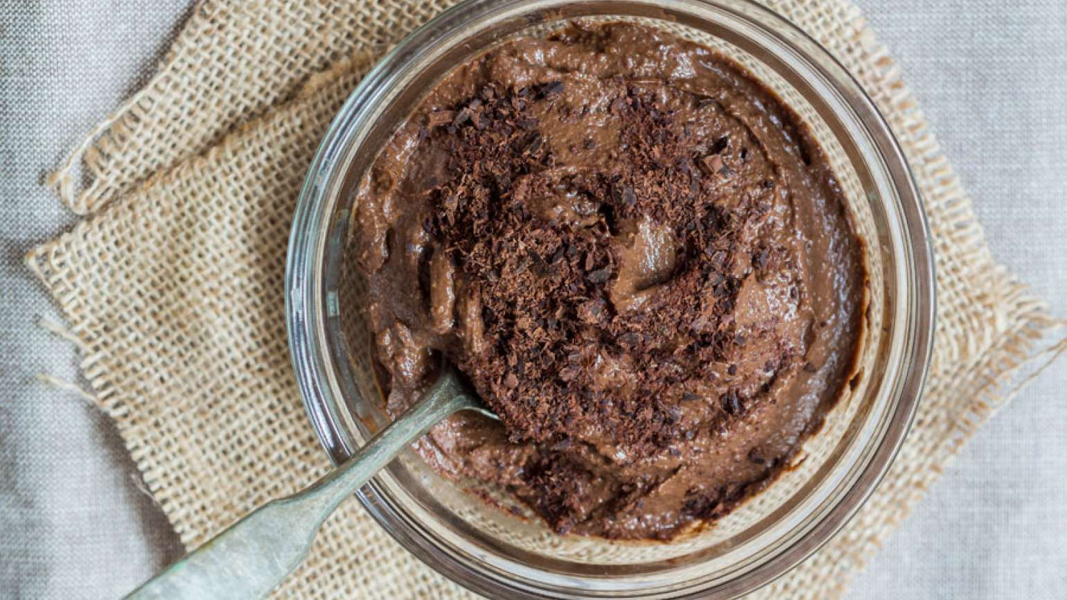 Guideposts: Low-Carb Chocolate Mousse