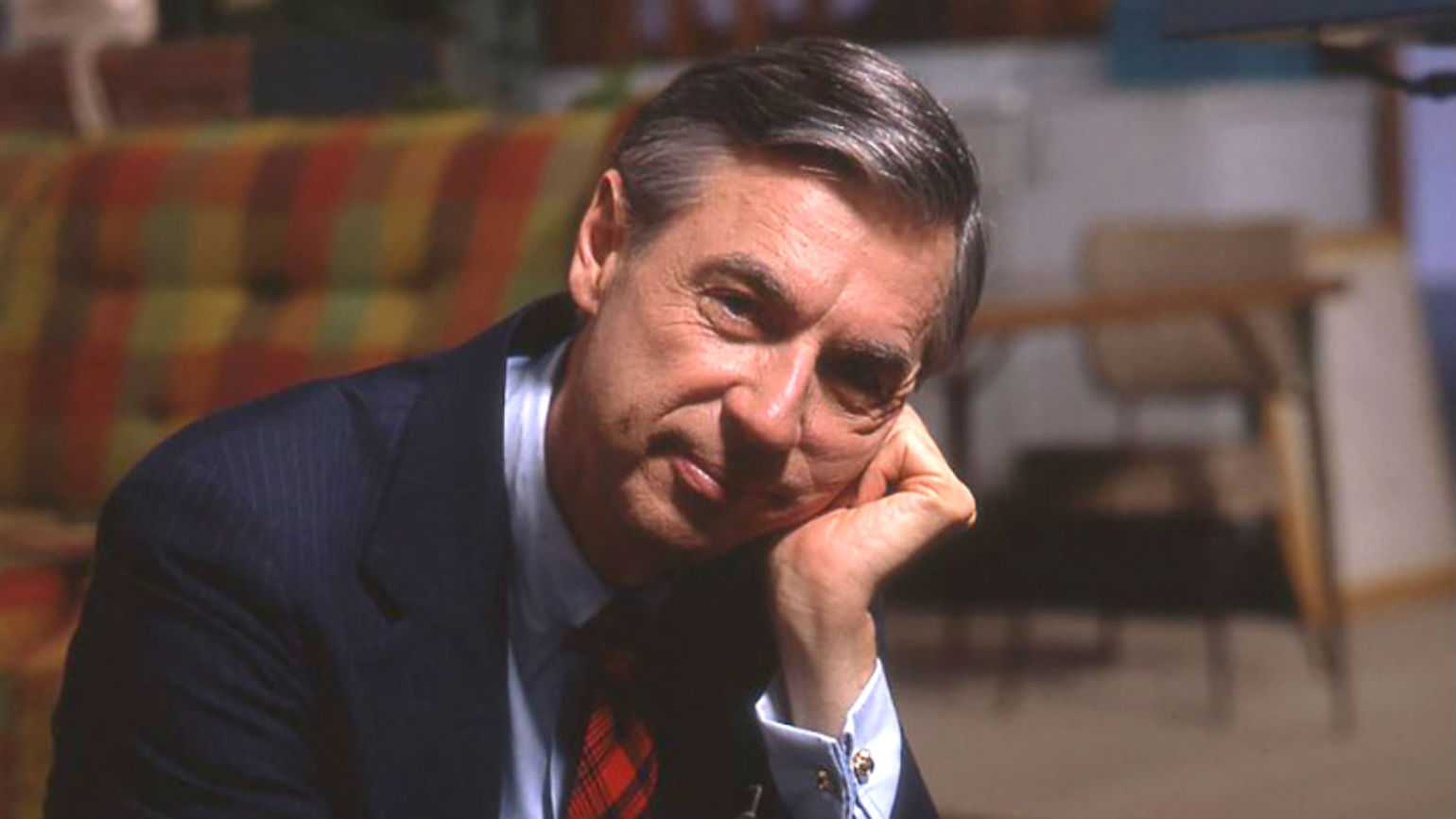 "Mr. Rogers in the new doc ""Wont You Be My Neighbor"""