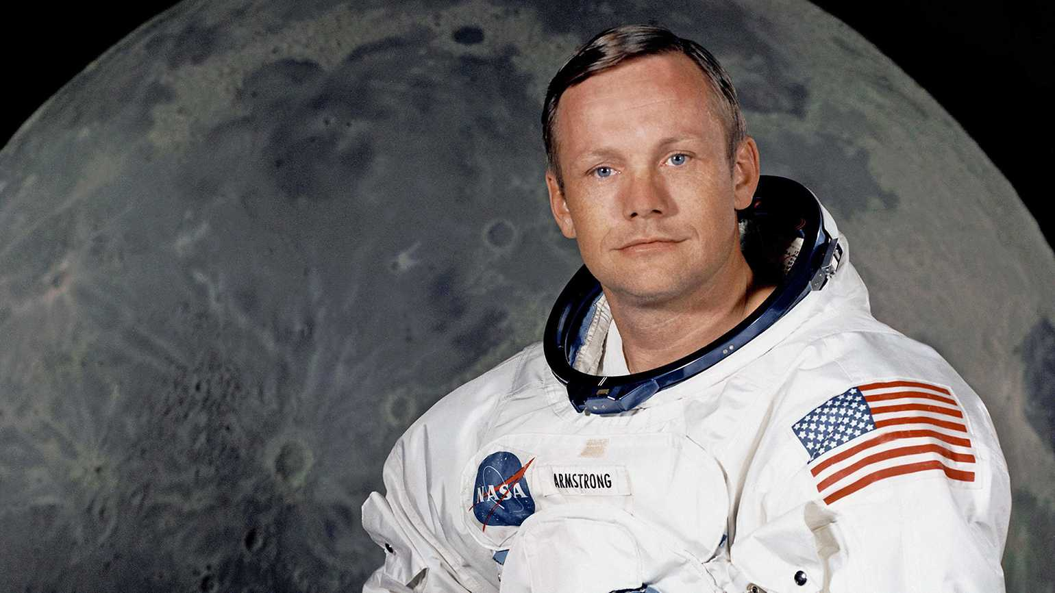 Neil Armstrong, Apollo XI