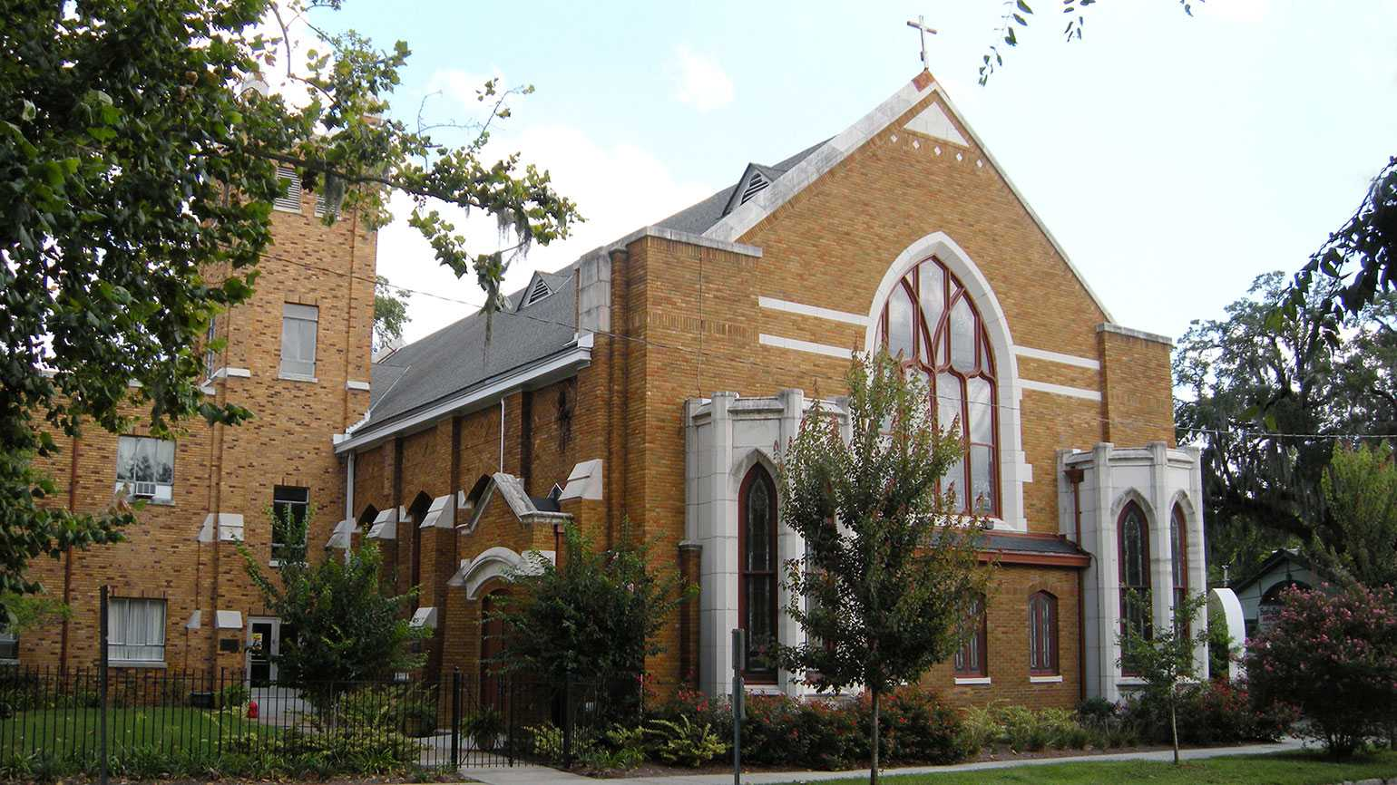 Savannah's Asbury United Methodist Church