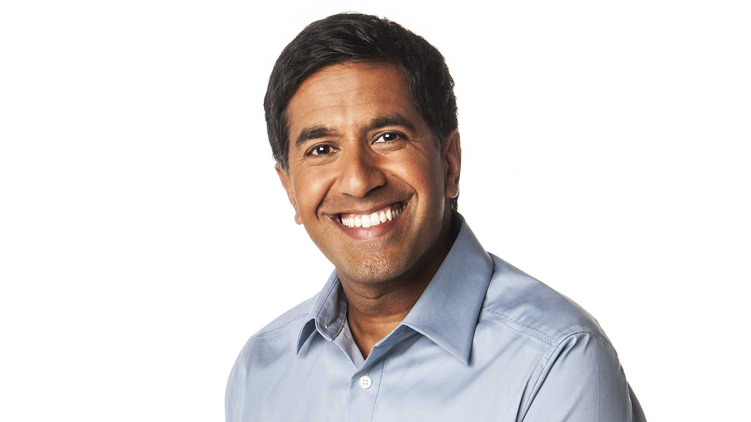 Sanjay Gupta tells his inspiring story, Guideposts