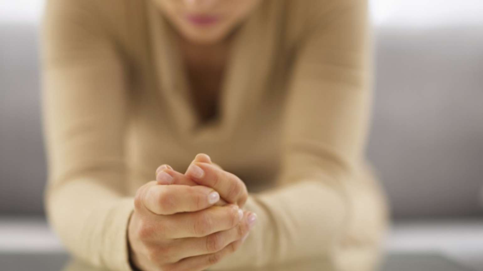 How to Pray When You're Worried