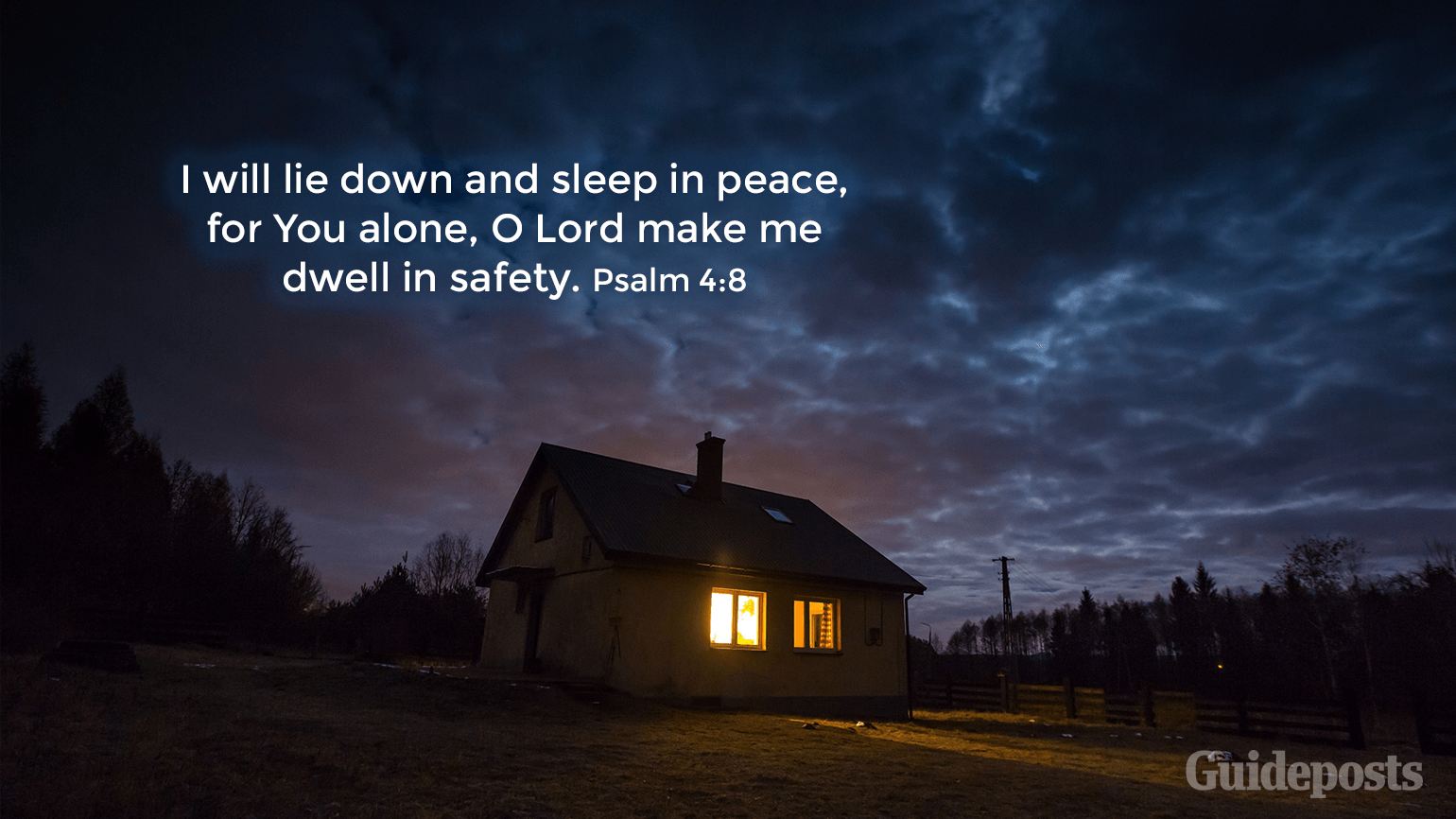7 Bible Verses for a Good Night's Sleep