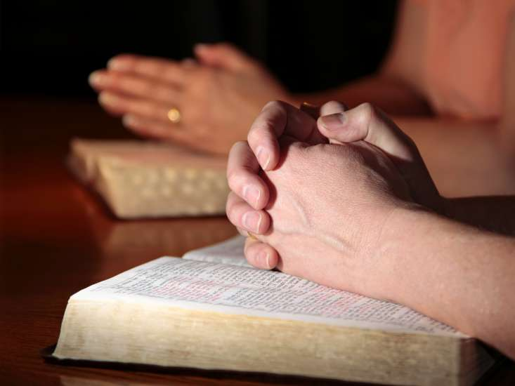 Pray with your dad on Father's Day