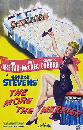 The More the Merrier (1943)