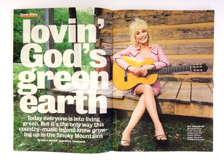 Dolly Parton Guideposts story 2009