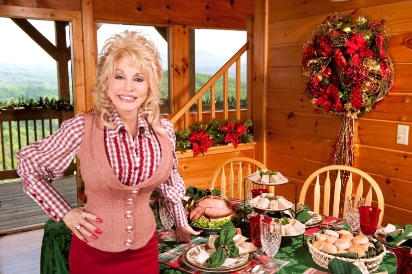 Dolly Parton Christmas Story