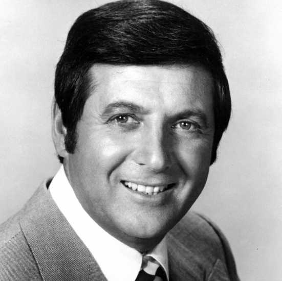 Television personality and game show host Monty Hall