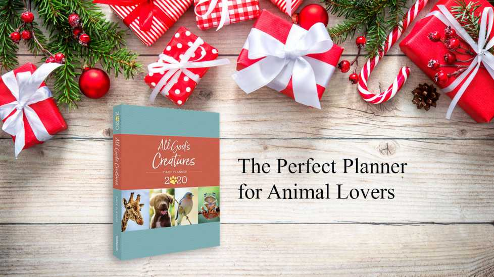 All God's Creatures Planner