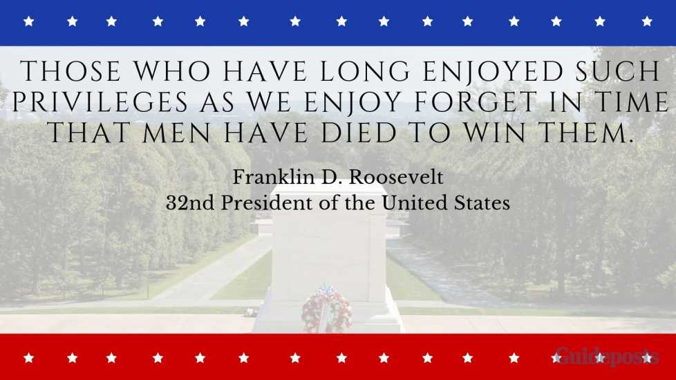 10 Memorial Day Quotes That Honor America S Fallen Heroes Guideposts