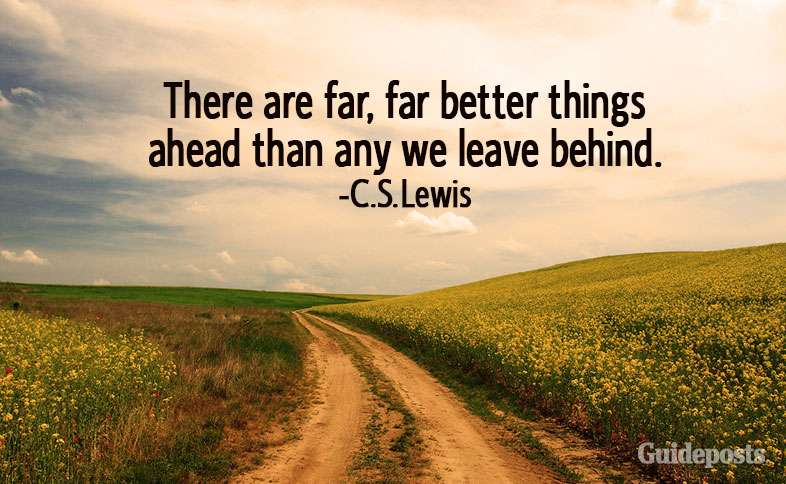 60 Inspiring CS Lewis Quotes Guideposts New Cs Lewis Quotes On Life