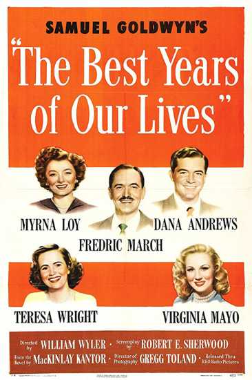 The Best Years of Our Lives movie poster