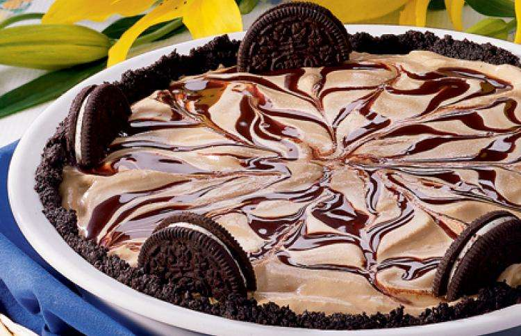 Guideposts: Frozen Mud Pie