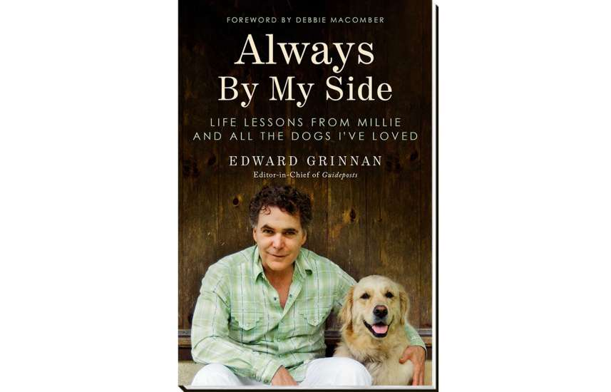 The book cover for Edward Grinnan's Always by My Side