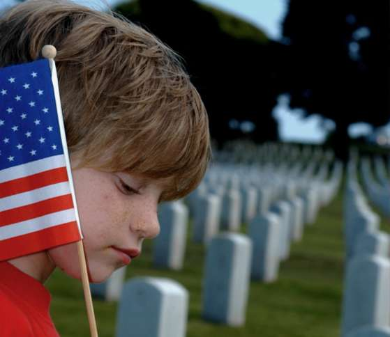 A National Moment of Remembrance for Memorial Day