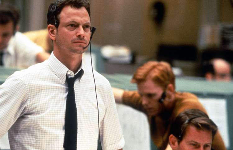 Guideposts: Gary Sinise as Ken Mattingly in Apollo 13