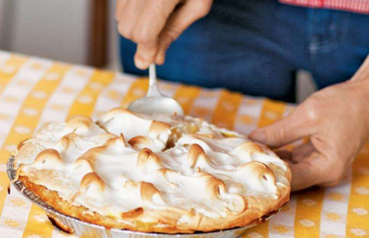 Guideposts: Banana Cream Pie
