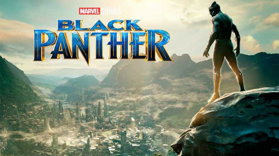 Movie poster for Black Panther