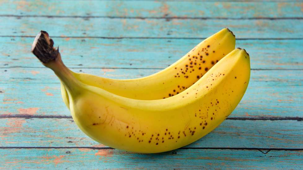 Bananas for stomach stress
