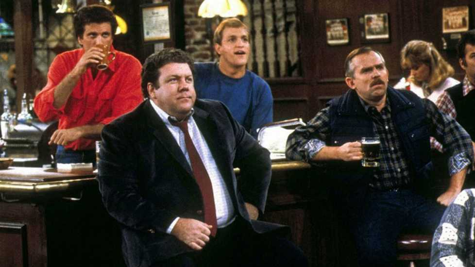 """Ted Danson in """"Cheers"""""""