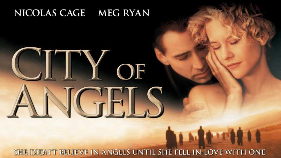 Nicholas Cage and Meg Ryan in City of Angels