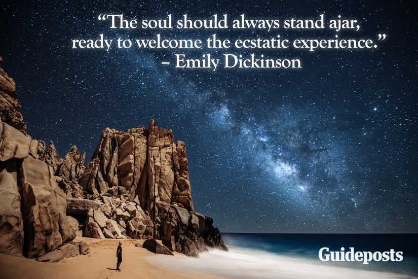 Emily Dickinson Creativity quote better living life advice finding life purpose