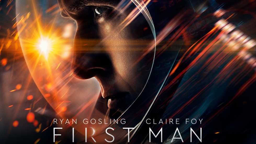 "Poster for ""First Man"""