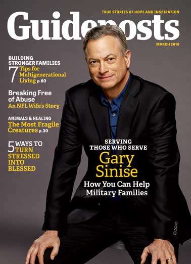 Gary Sinise, March 2016