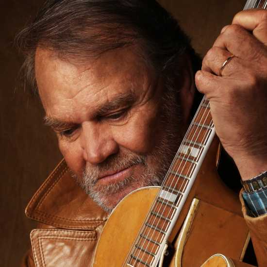 Singer-songwriter Glen Campbell