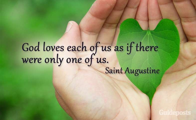 God Loves Us Quotes Cool 48 Amazing Quotes About God's Love Guideposts