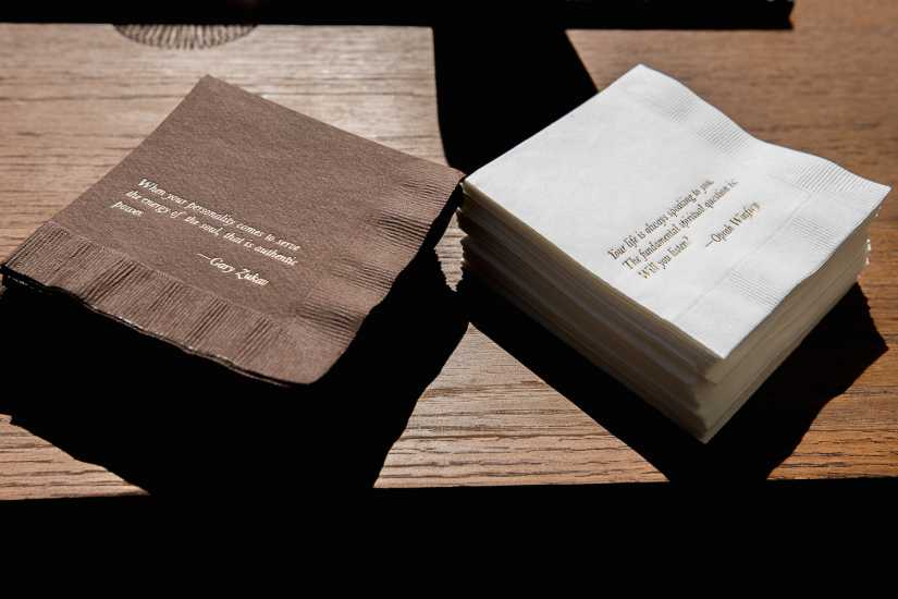 Gospel Brunch Napkins