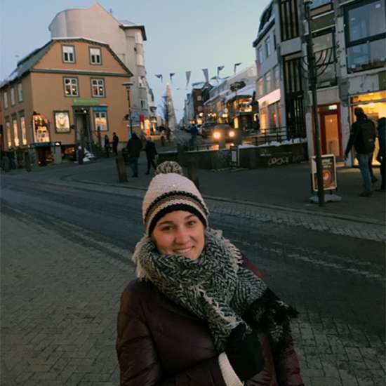 Alikay in downtown Reykjavik
