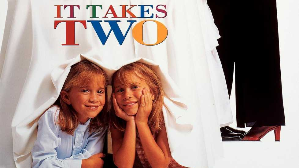 It Takes Two movie poster