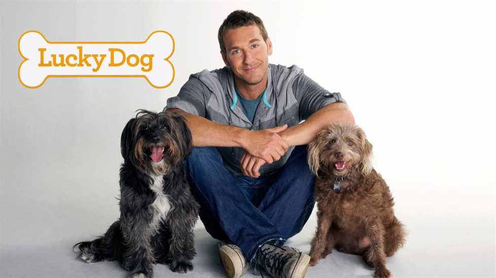 Brandon McMillan of Lucky Dog