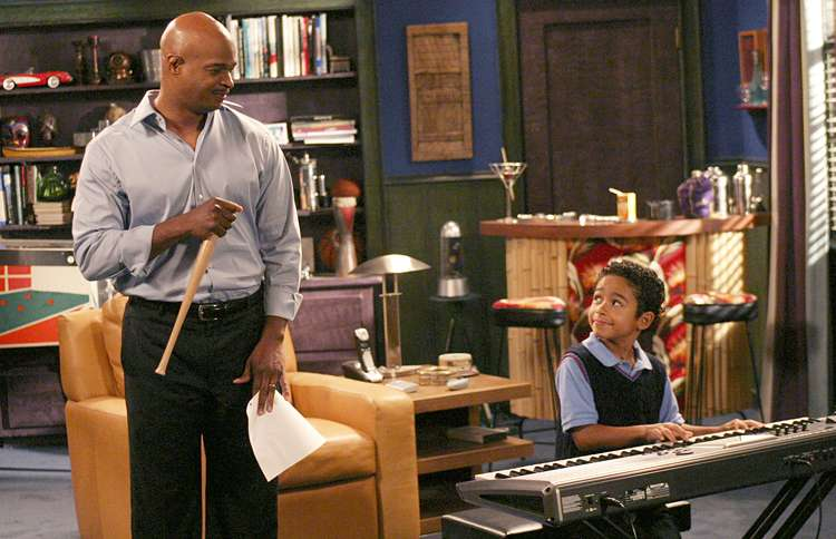 Damon Wayans as Michael Kyle in My Wife and Kids