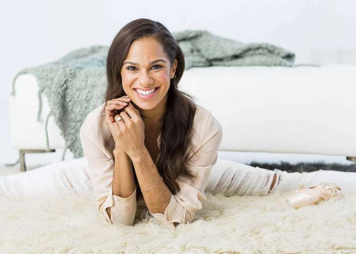 Misty Copeland Guideposts Cover Shoot