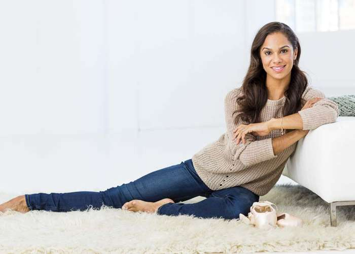 Misty Copeland Guideposts February 2016 Cover Shoot