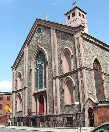 The Basilica of Saint Patrick's Old Cathedral