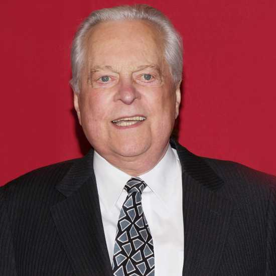 Journalist and TCM host Robert Osborne