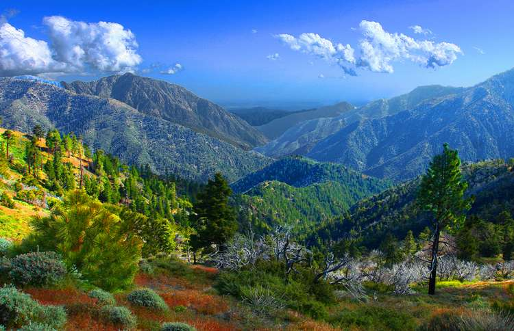 Pacific Crest Trail, California, Oregon and Washington