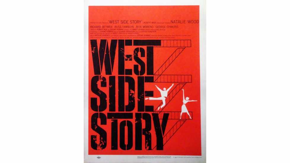 WEST SIDE STORY [US 1961] Date: 1961 - Strictly editorial use only.