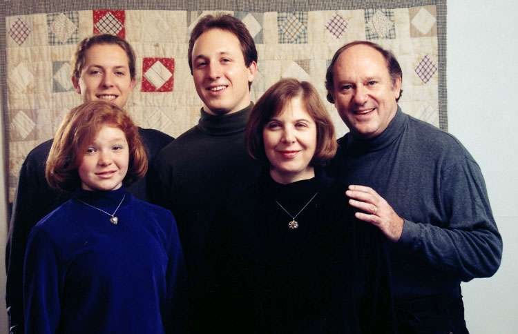 This 1997 picture was the first photograph Ashley took with her new family, including brothers Josh and Blake (l-r) and her adoptive parents, Gay and Phil.