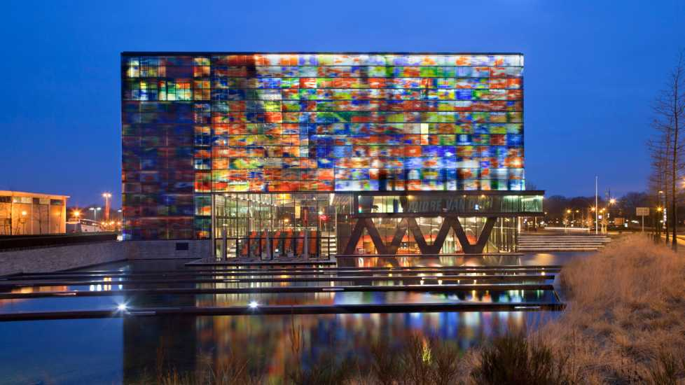 Netherlands Institute for Sound and Vision (Beeld en Geluid), Hilversum, Netherlands
