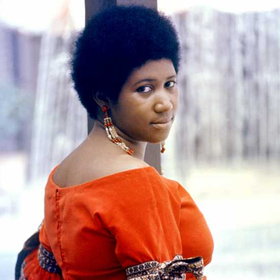 Queen of Soul Aretha Franklin