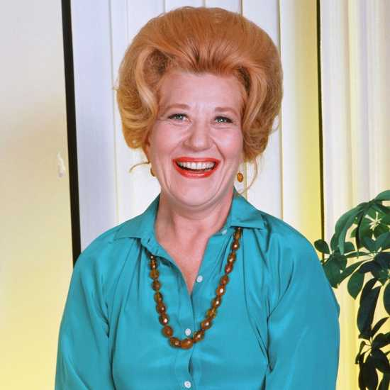 Actress Charlotte Rae