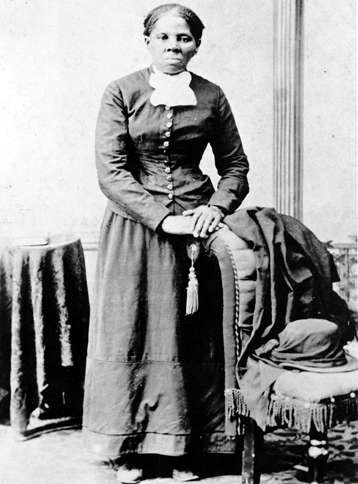 Guideposts: An 1880 portrait of Harriet Tubman
