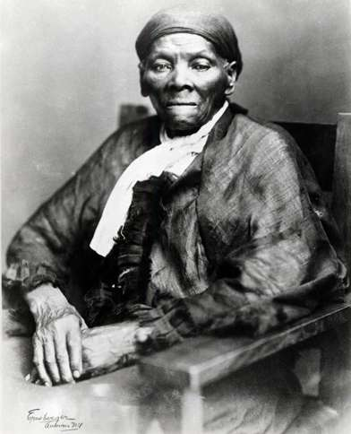 Guideposts: A portrait of Harriet Tubman