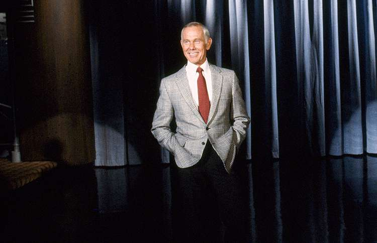 Guideposts: Johnny Carson served in the US Navy